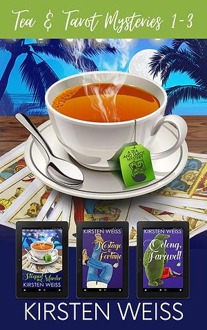 Tea & Tarot Mysteries 1-3