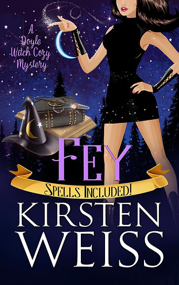 Fey, a witch mystery in the Witches of Doyle series of paranormal mystery novels