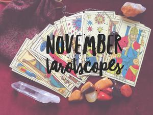 November Tarotscopes