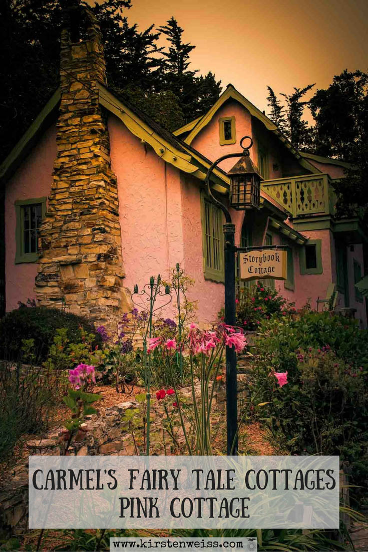Fairy Tale Cottages of Carmel