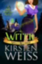 Witch, a witch cozy mystery, paranormal mystery