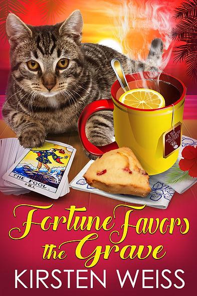Tea and Tarot book cover