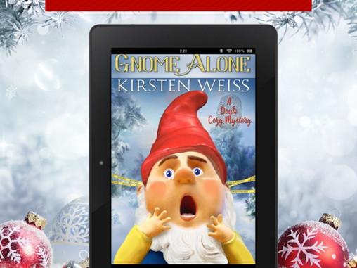 Gnome Alone Excerpt!