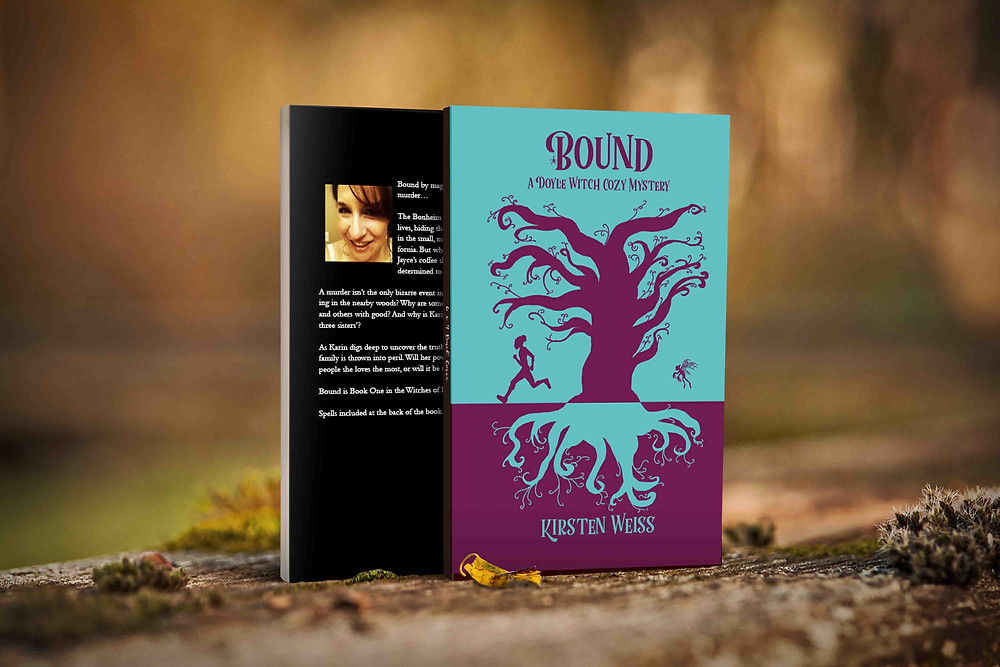 Bound, A Doyle Witch Cozy Mystery
