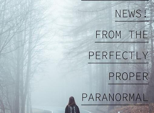 Paranormal News: 14 June