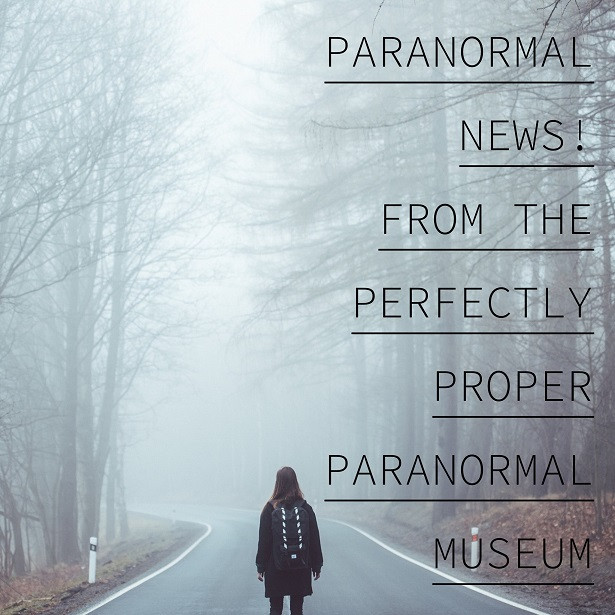 Paranormal News - woman on foggy highway