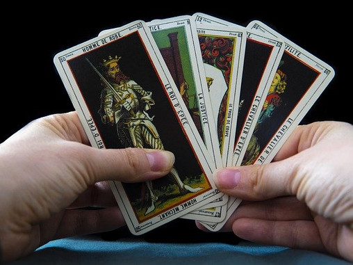 A Meaningful Misinterpretation... Today's Tea and Tarot Blog