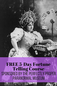 Fortune telling course