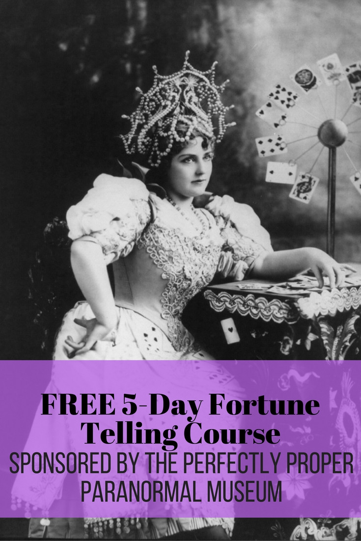 Fortune telling course image