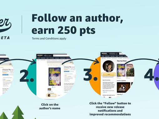 Win Amazon Reward Points!