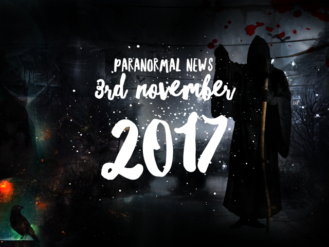Paranormal News from The Perfectly Proper Paranormal Museum