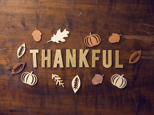 Happy Thanksgiving from the Paranormal Museum!