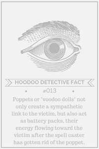 The Hoodoo Detective by Kirsten Weiss