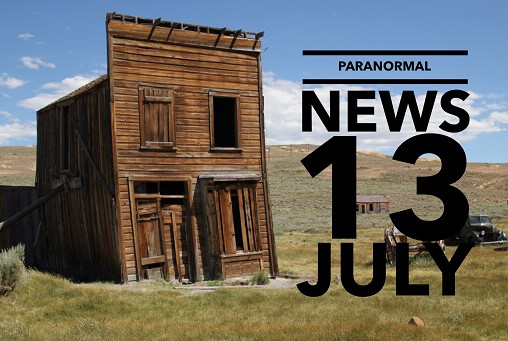 Paranormal News: Friday the 13th!