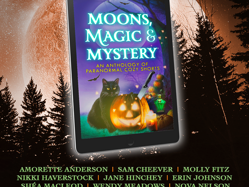 Moons, Magic & Mystery is Here!