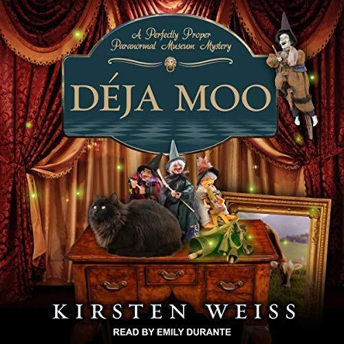 Deja Moo Audio Book Cover
