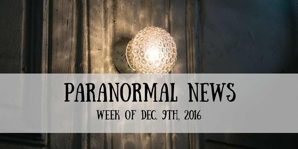 paranormal news this week