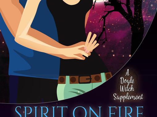 Spirit on Fire Rebranding!