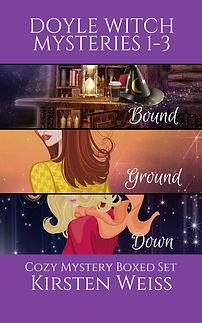 Doyle Witch Mysteries 1-3
