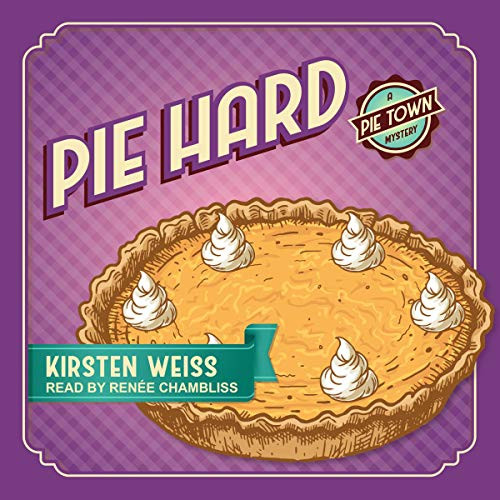Pie Hard Audio Book cover and link