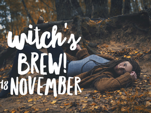 Witch's Brew from the Witches of Doyle