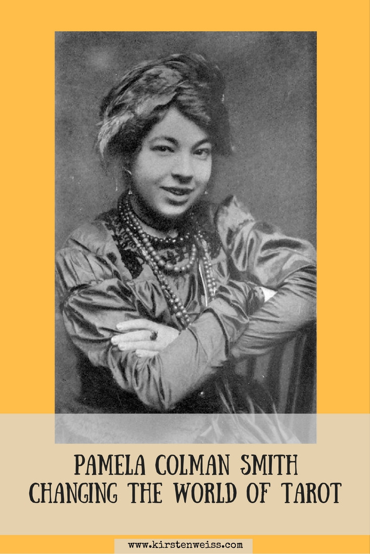 Pamela Colman Smith