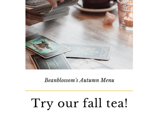 A Tea and Tarot Witch's Tea