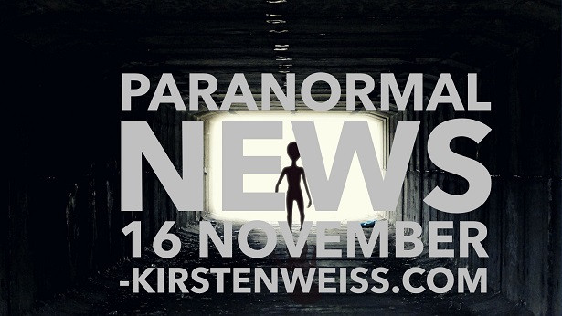 paranormal news of the week image