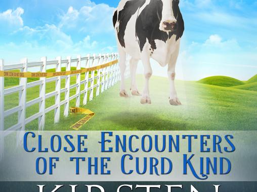 Close Encounters Cover Reveal!