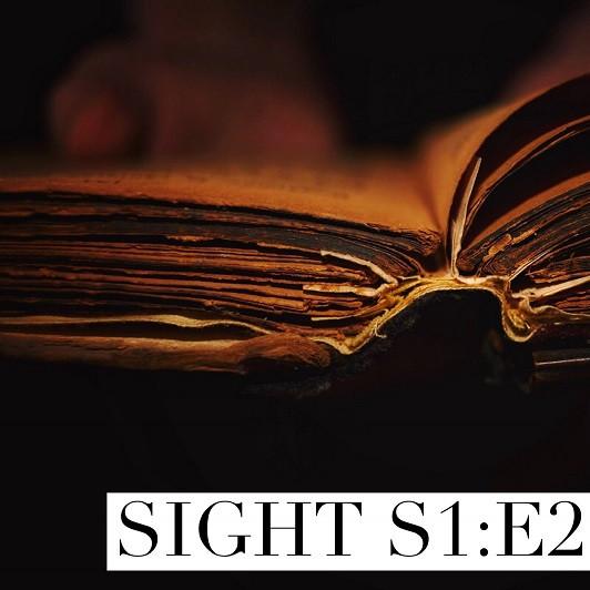Sight - S1:E2 - Creepy old book