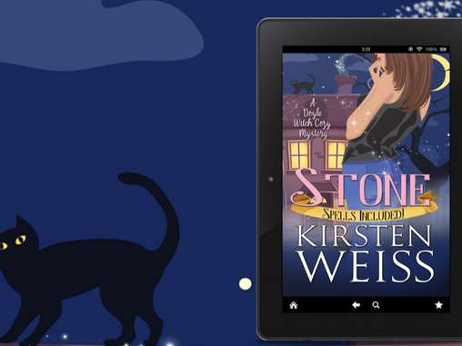 Stone Launches Next Week!