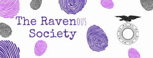 Raven(ous) Society email header