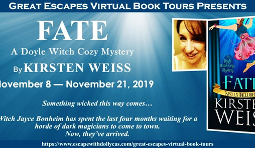 Fate Blog Tour!