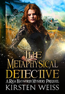 The Metaphyiscal Detective urban fantasy paranormal mystery