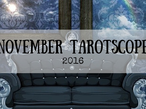 November Tarotscopes!
