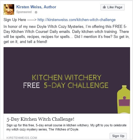 Free Kitchen Witch Course