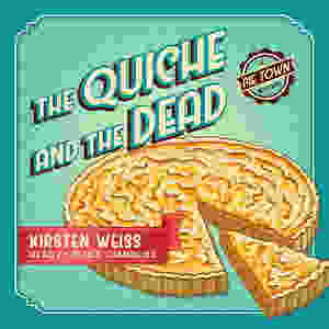 The Quiche and the Dead audio book