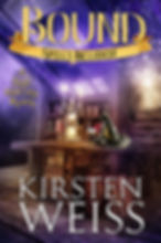 Bound - a witch cozy mystery, paranormal mystery