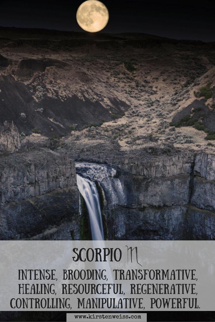 Scorpio (image from MorgueFile)