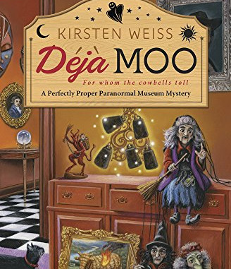 Deja Moo Cover Reveal!