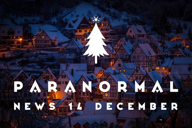 Paranormal News 14 December - Dark Christmas village