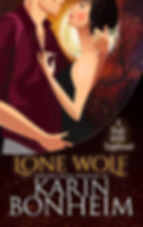 Lone Wolf, a parnormal romance and witch mystery
