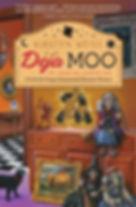 Deja Moo funny cozy mystery book