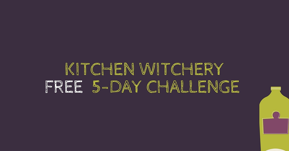 Kitchen Witch Course