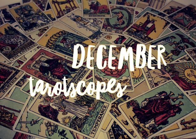 December Tarotscopes 2017