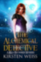 The Alchemical Detective Urban Fantasy paranormal mystery