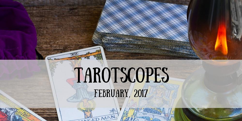 February Tarotscopes