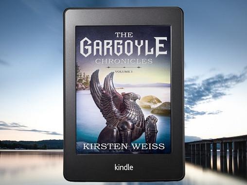 The Gargoyle Chronicles Launches November 28th
