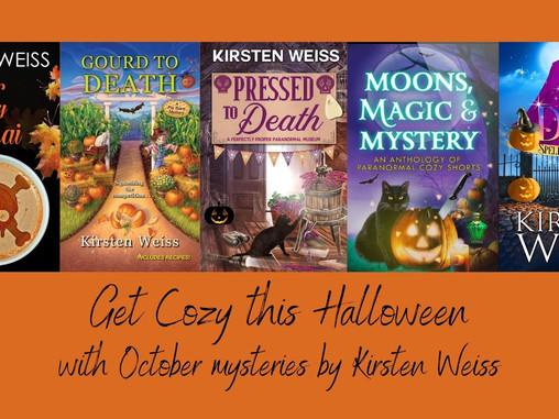 Halloween Mysteries!