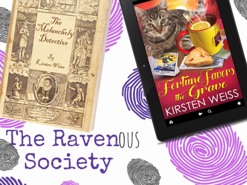 The Raven(ous) Society is live!